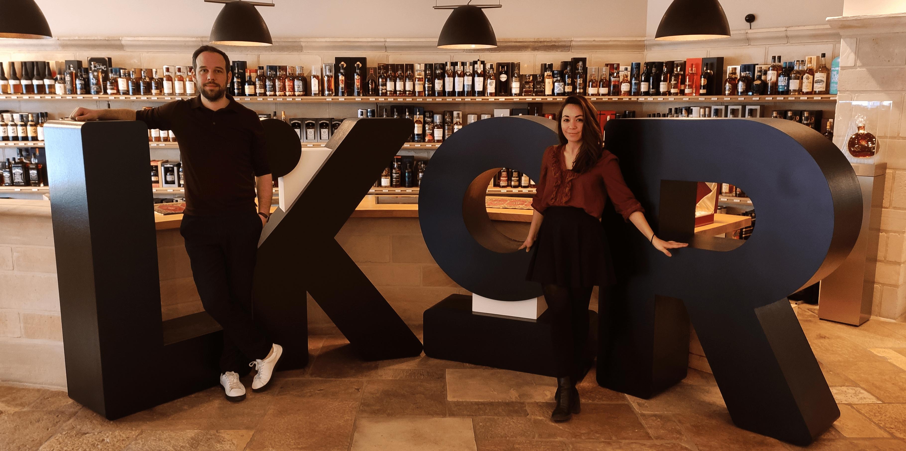 Likor shop Antwerpen